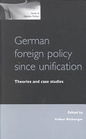 German Foreign Policy Since Unification PDF
