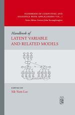 Handbook of Latent Variable and Related Models