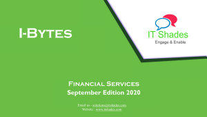 I-Bytes Financial Services Industry