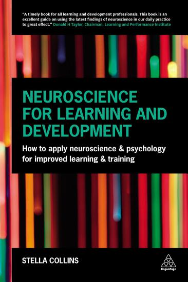 Neuroscience for Learning and Development PDF
