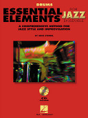 Essential Elements for Jazz Ensemble Book