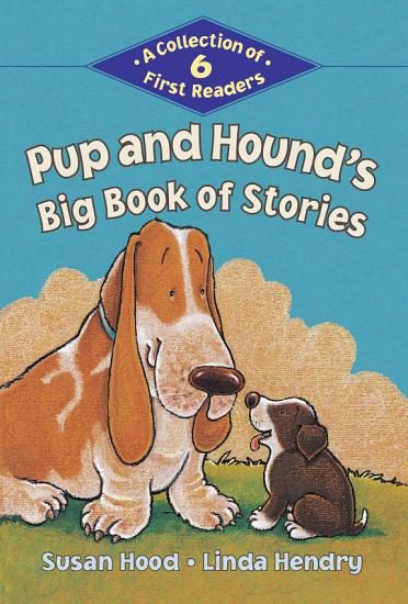 Pup and Hound s Big Book of Stories PDF