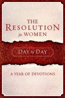 The Resolution For Women Day By Day Book PDF