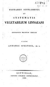 Caroli Linnæi ... Systema vegetabilium: Volume 7