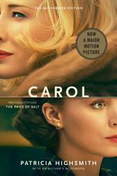 Carol (Movie Tie-In)