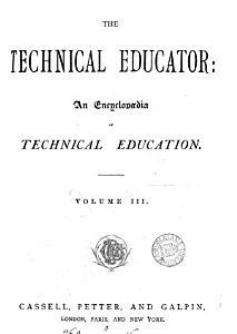 The technical educator  an encyclop  dia PDF