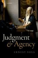 Judgment and Agency PDF