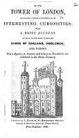 A Short History of the Tower  etc PDF