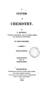 A system of chemistry: Volume 2