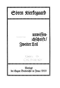 Philosophische brocken PDF