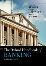 The Oxford Handbook of Banking PDF