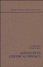 Advances in Chemical Physics: Volume 89