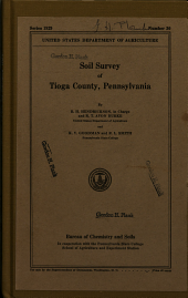Soil Survey of Tioga County, Pennsylvania