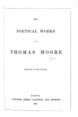 Poetical Works     With a life of the author  Illustrated by Thomas  Corbould   c PDF