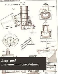 Berg  und H  ttenm  nnische Zeitung PDF