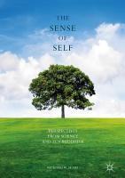The Sense of Self PDF