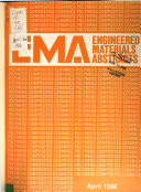 Engineered Materials Abstracts PDF