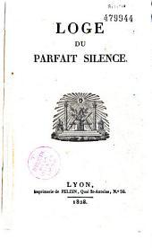 Loge du parfait silence O.: de Lyon