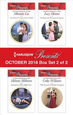 Harlequin Presents October 2018   Box Set 2 of 2