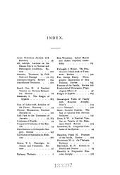 Archives of Medicine: A Bi-monthly Journal Devoted to Original Communications on Medicine, Surgery, and Their Special Branches, Volume 4
