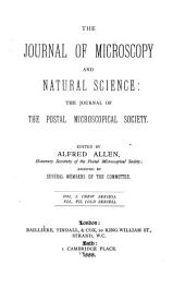 The Journal of Microscopy and Natural Science: Volume 7