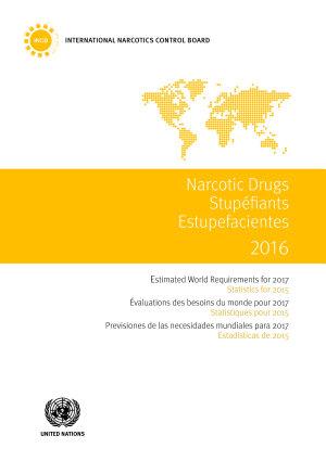 Narcotic Drugs 2016 PDF