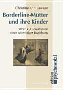 Borderline M  tter und ihre Kinder PDF