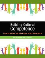Building Cultural Competence PDF