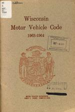 Wisconsin Motor Vehicle Laws