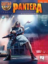 Pantera Songbook: Guitar Play-Along, Volume 163