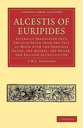 Alcestis of Euripides PDF
