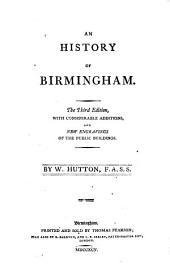An History of Birmingham
