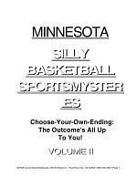 Minnesota Silly Basketball Sportsmysteries