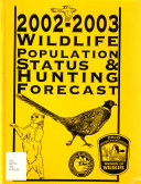 Ohio Wildlife Population Status and Hunting Forecast PDF