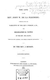 The Life of Rev. John W. de la Flechere