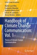 Handbook of Climate Change Communication: Vol. 1
