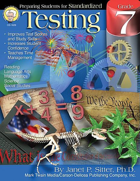 Preparing Students for Standardized Testing  Grade 7 PDF