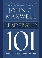 Leadership 101 PDF