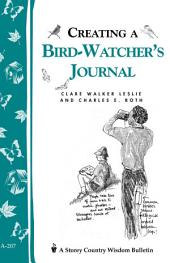 Creating a Birdwatcher's Journal