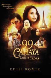 99 Cahaya di Langit Eropa - Comic Edition