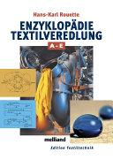 Enzyklop  die Textilveredlung PDF