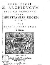 Pro studiis humanitatis votum