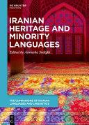 Iranian Heritage Languages and Minority Languages