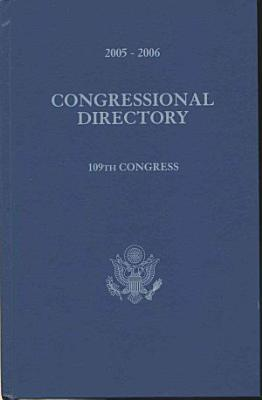 Official Congressional Directory  2005 2006