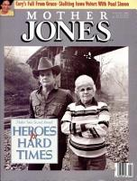 Mother Jones Magazine PDF