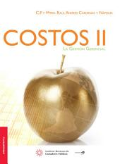 Costos II: La gestión gerencial