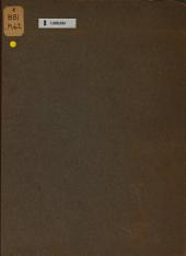 List of Duplicates in Michigan State Library, for Sale Or Exchange 1893