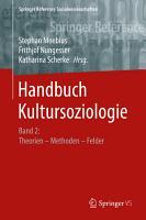 Handbuch Kultursoziologie PDF