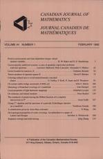 Canadian Journal of Mathematics PDF