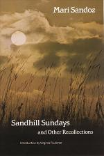 Sandhill Sundays and Other Recollections